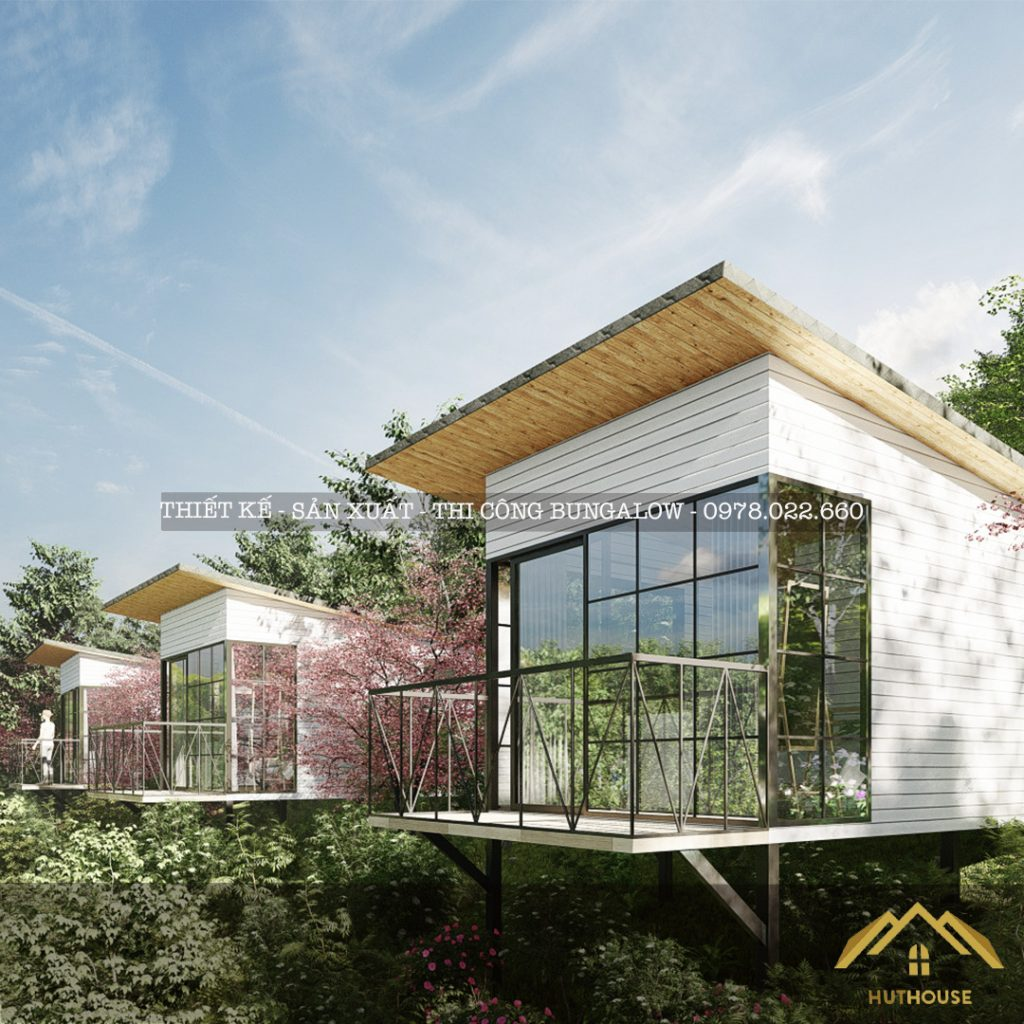 Dự án nhà lắp ghép Ninh Bình