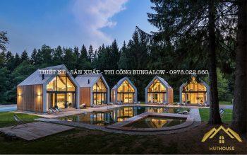 Tổng hợp 20+ mẫu nhà gỗ bungalow tiềm năng năm 2021