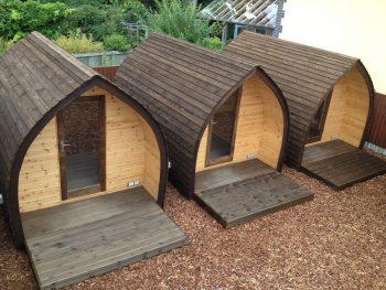 Đặc điểm nổi bật của nhà gỗ lắp ghép