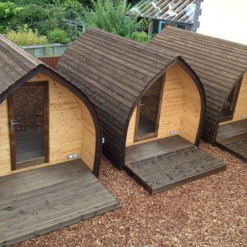 Nét nổi bật của các mẫu bungalow trong resort hiện nay