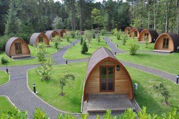 Lợi ích thiết kế bungalow khu du lịch