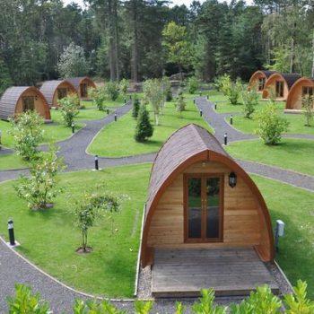 Cùng khám phá mô hình bungalow lắp ghép đẹp mê hồn