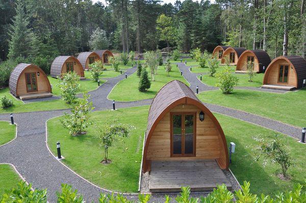 Vài nét cơ bản về những thiết kế nhà gỗ - Bungalow