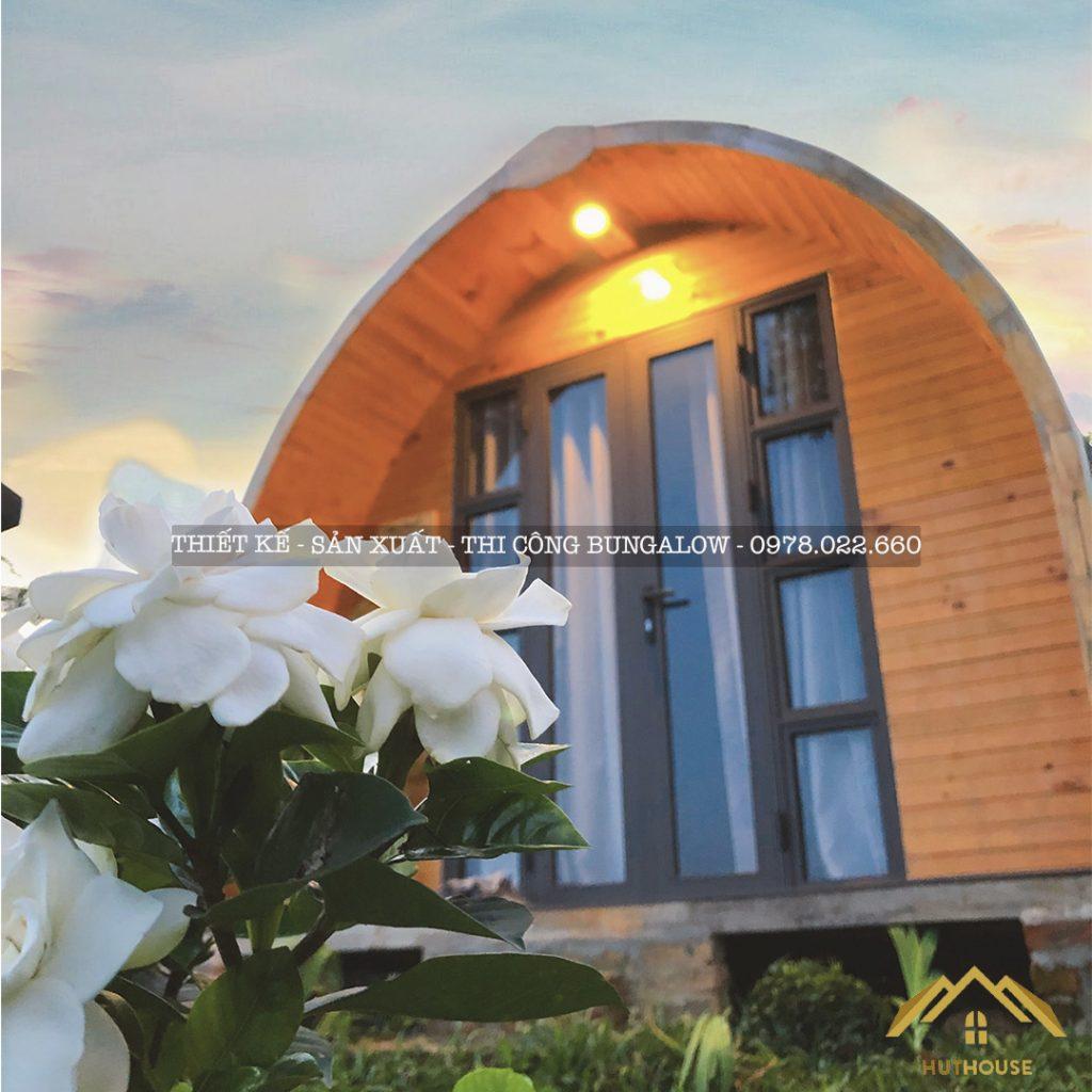 Những mô hình bungalow đẹp ở SaPa trong năm 2020