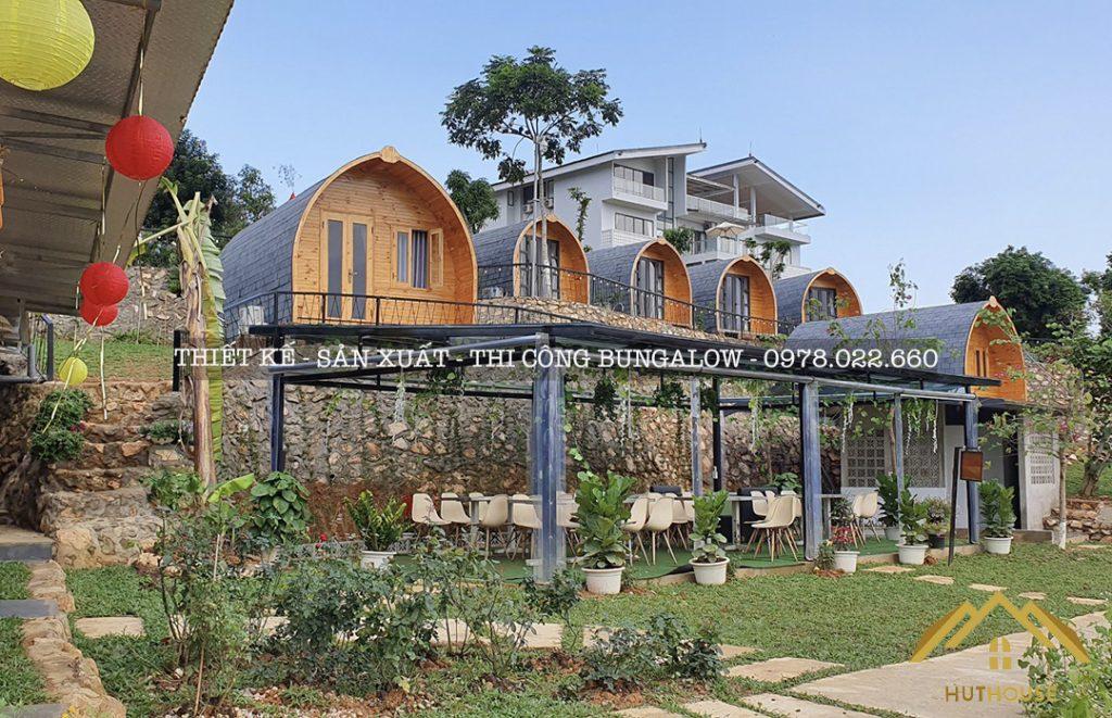 99+ mẫu nhà gỗ bungalow phù hợp để đầu tư kinh doanh năm 2021