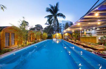 Top 3 Bungalow Phú Quốc có bể bơi đẹp lung linh