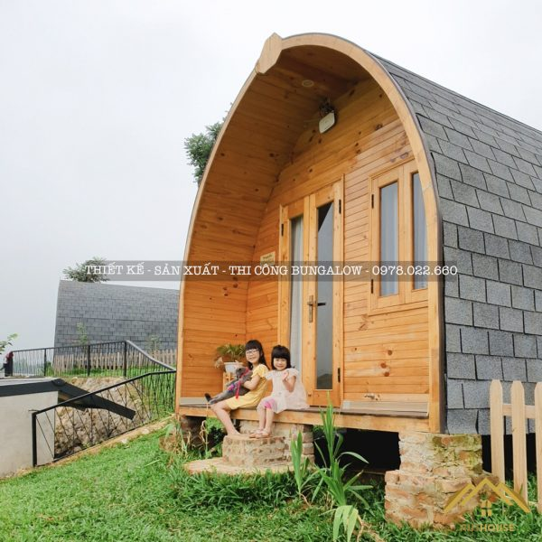 """3+ mô hình nhà gỗ homestay luôn """"cháy phòng"""" tại Việt Nam"""