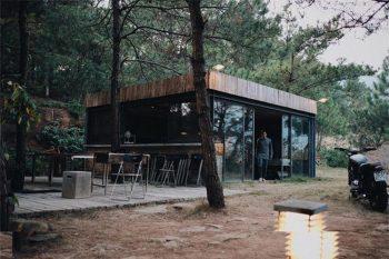 Hidden villa khu bungalow – homestay Sóc Sơn có bể bơi