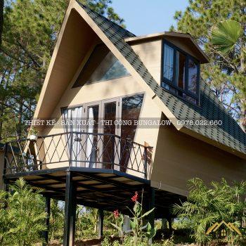 Mẫu bungalow số 1