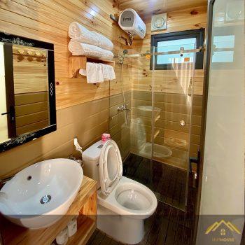 Không gian nhà tắm cao cấp