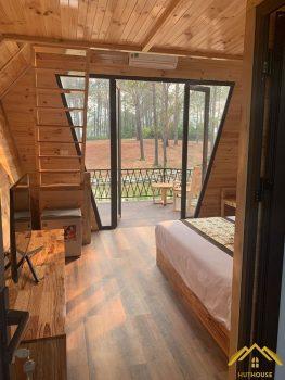 Địa chỉ thi công nhà gỗ homestay Uy Tín hiện nay