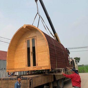 Đâu là đơn vị thi công homestay nhà gỗ Hà Nội Uy Tín ?