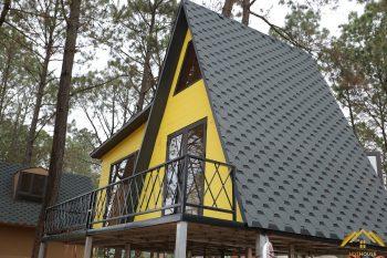 Phong cách bungalow hứng gió
