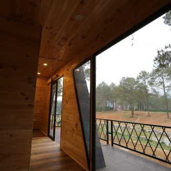 Nhà Bungalow - Nhà gỗ homestay: PHOENIX HOUSE (NHÀ PHƯỢNG HOÀNG)