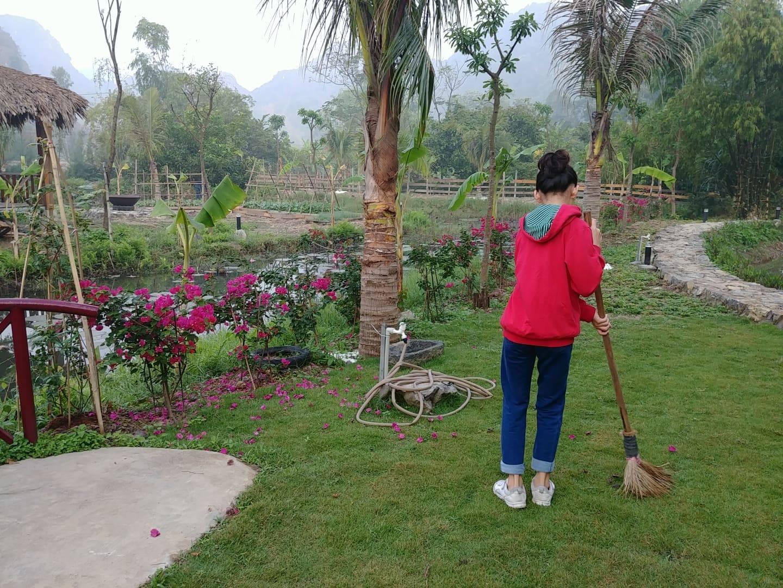 Thi công nhà Bungalow tại Ninh Bình