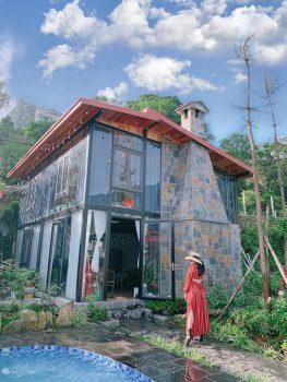Top 3++ homestay nhà gỗ Tam Đảo với những góc sống ảo đẹp lung linh