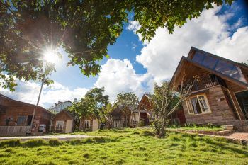 Những mẫu thiết kế nhà gỗ hiện đại đẹp lung linh
