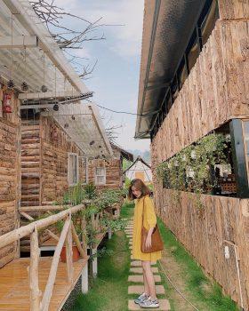 3 địa điểm homestay nhà gỗ Mộc Châu đẹp lung linh