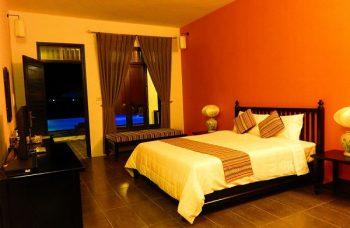 Không gian phòng ngủ lãng mạn cho các cặp đôi