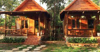 Mẫu nhà bungalow nhỏ hút khách hiện nay