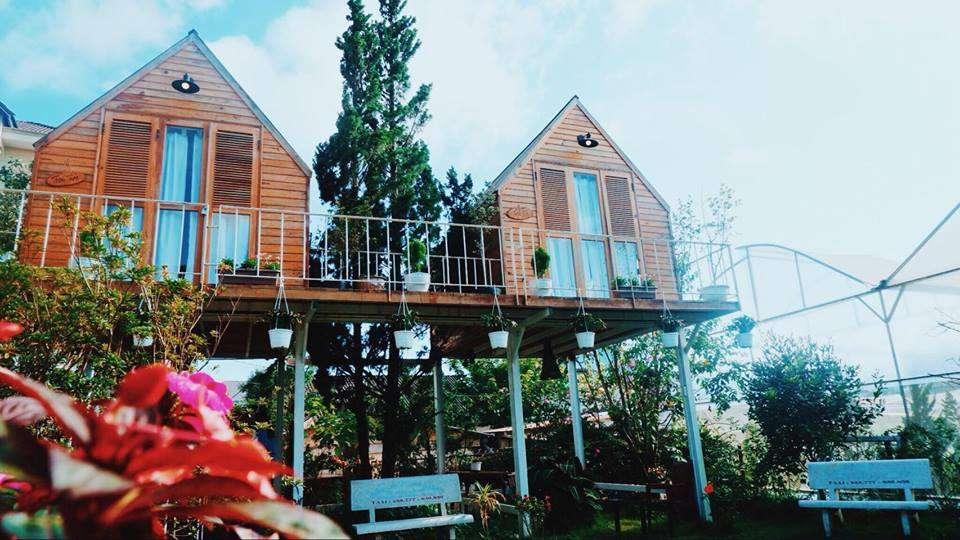 Mẫu bungalow số 8