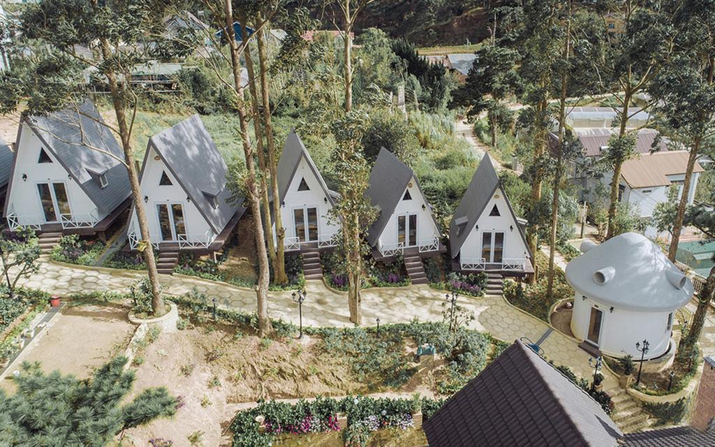 Điên đảo với căn homestay, bungalow gần Sài Gòn đẹp lung linh