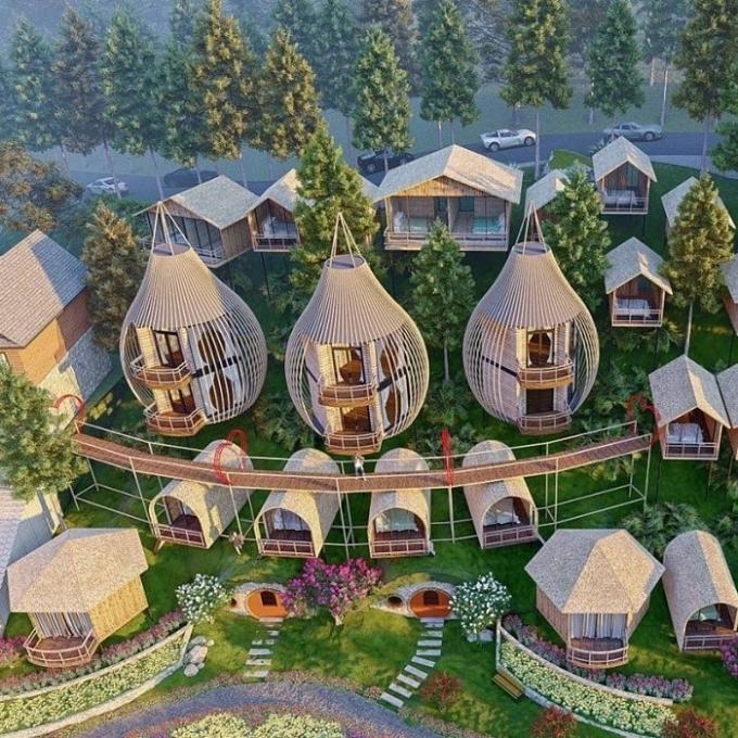 Thiết kế nhà bungalow – nơi nghỉ dưỡng lý tưởng