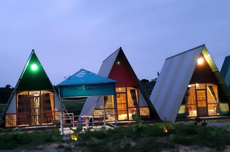 Tiềm năng phát triển mô hình bungalow Ninh Thuận năm 2021