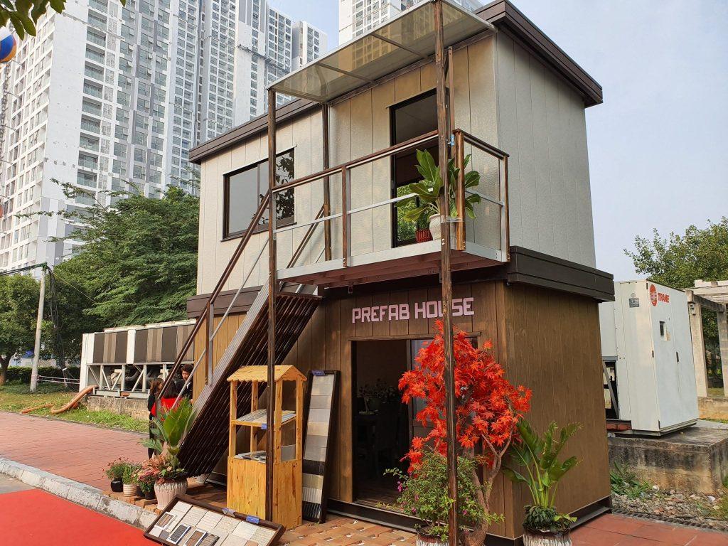 Khám phá bí ẩn trong những nhà gỗ lắp ghép của Nhật