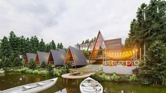 Nhà lắp ghép dạng bungalow