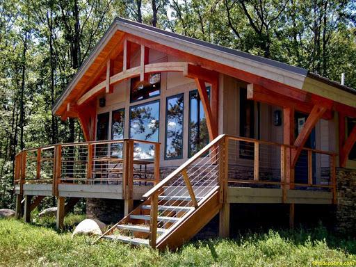Mẫu bungalow số 2