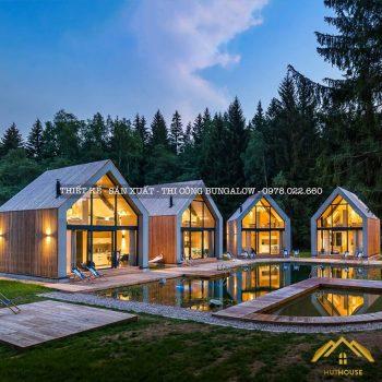 Nhà bungalow đẹp