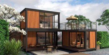 Tổng hợp 10+ thiết kế nhà lắp ghép kiểu Nhật thu hút khách hàng